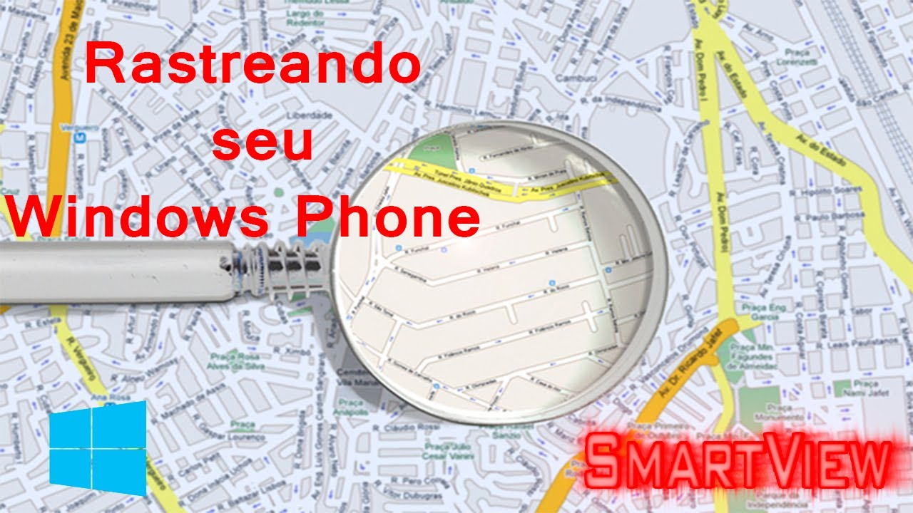 rastreador celular windows