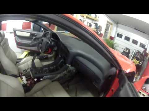 Mitsubishi 3000gt Dodge Stealth Dash Removal Video
