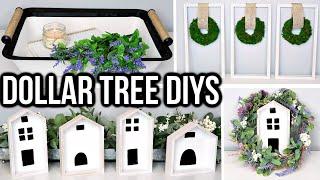 DOLLAR TREE DIY | FARMHOUSE DECOR IDEAS