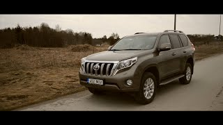 Тест-драйв Toyota Land Cruiser Prado 150