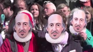 Британците отбелязват 400 години от смъртта на Шекспир