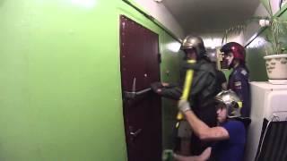 видео Вскрытие дверей