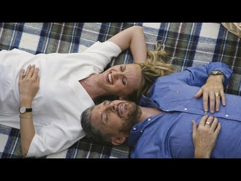 Hilarious Craig Ferguson and His Wife Megan in New Show - Couple Thinkers