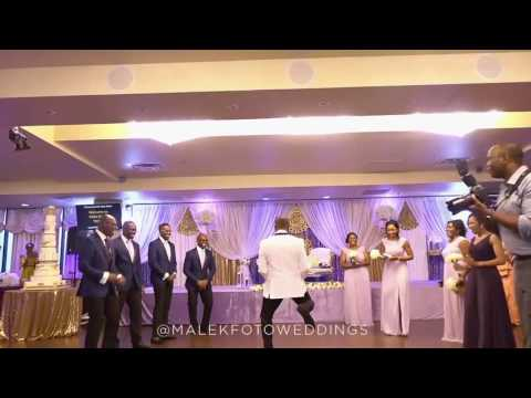 BEST 2017 WEDDING RECEPTION DANCE EVER!!! BEST OF THE BEST COUPLES GOAL