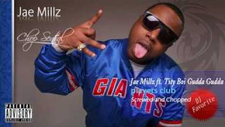 Players Club - Jae Millz ft. Gudda Gudda and Tity Boi (Screwed n Chopped)