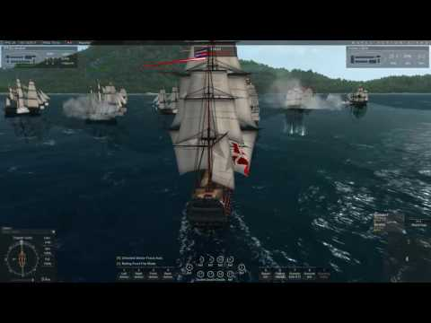 Naval Action 200 XP Fleet Mission with Santi & Vic