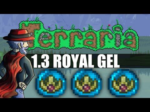 Royal Gel Terraria