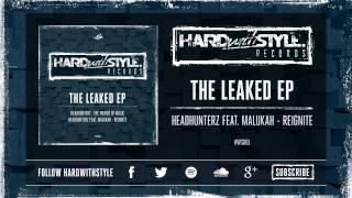 Headhunterz ft. Malukah - Reignite [HWS001]