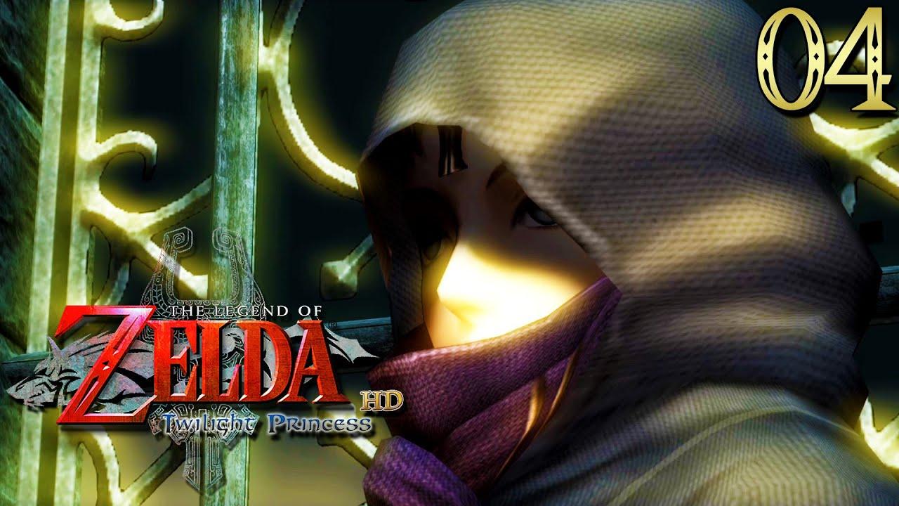 Zelda twilight princess hd 04 la princesse du - La princesse zelda ...