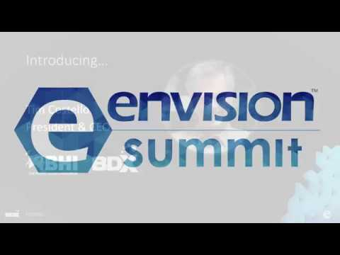 Envision Summit Welcome/LEK Research