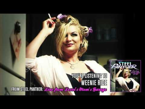"""Steel Panther - """"Weenie Ride"""" (from Live from Lexxi's Mom's Garage)"""
