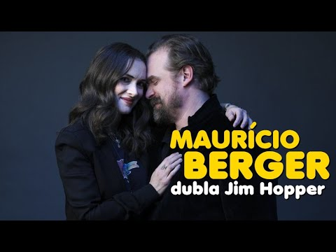 dublador-do-jim-hopper,-maurÍcio-berger-se-declara-para-joyce-byers---locução-de-berger-rádio-2015