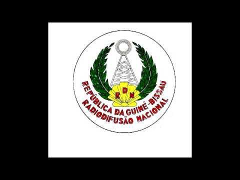 Gabão vs Guiné Bissau (CAN 2017) (Rádio Difusão Nacional da Guiné Bissau)