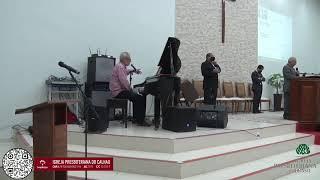 Culto de Adoração - 20/12/2020 - Igreja Presbiteriana do Calhau