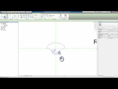 Revit Families Series   Custom Railing Profile How To