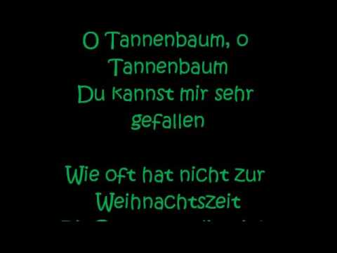 O Tannenbaum Melodie   YouTube