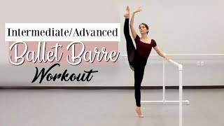 Intermediate Advanced Ballet Barre | Kathryn Morgan