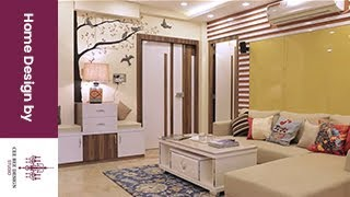 3 BHK Interior Design Transformation | Beautiful Modern Home for Mrs. Poly Pan