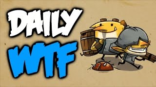 Dota 2 Daily WTF - No Mines Sky
