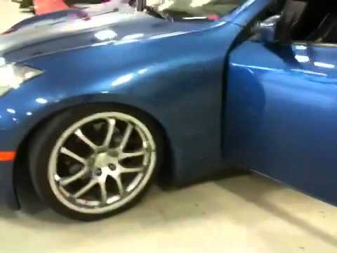 Lowered Infiniti G35 Coupe Youtube