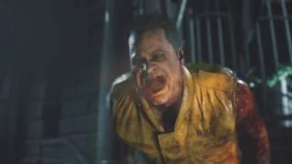 RESIDENT EVIL 3 - Brad Become a zombie Bite Marvin - Brad Zombie Say Sorry Cutscene