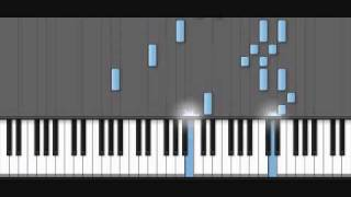How to play Canon in C - Piano - Slow