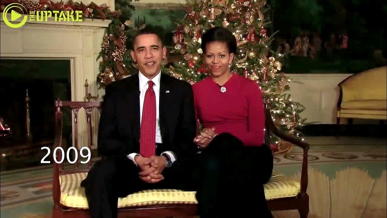 9 Years of Merry Christmas From The President Of The United States ...