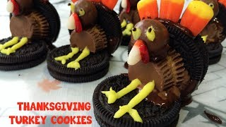 Yummy Diy- Turkey Cookies