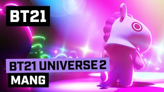 [BT21] BT21 UNIVERSE 2 ANIMATION EP.08 - MANG