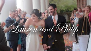 Lauren and Philip {a wedding film}