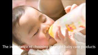 The importance of Choosing the Right Baby Care Products