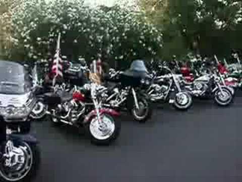Patriot Guard Riders - Capt. Keith Wander
