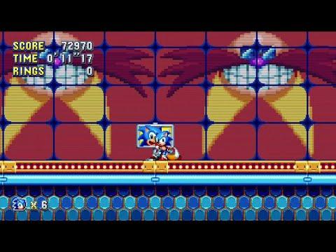 Quick Look: Sonic Mania