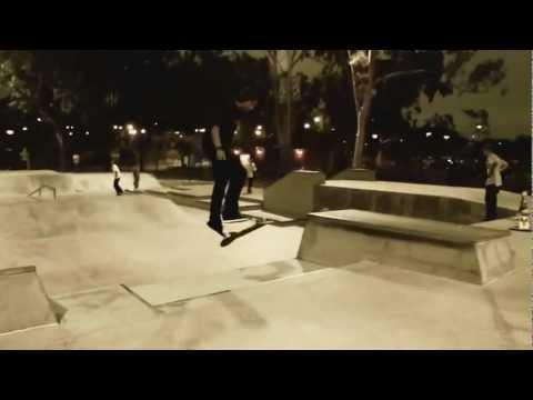 Felipe Gustavo 360 flip footage