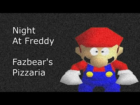 Thumbnail: SM64 Bloopers: Night at Freddy Fazbear's Pizzaria (Act I)