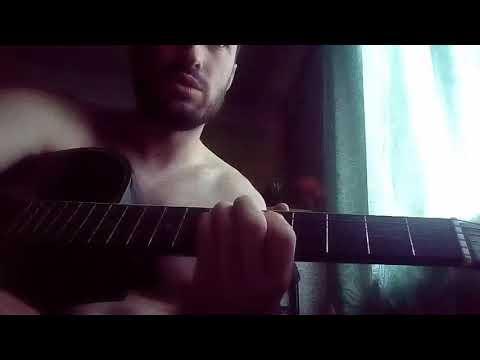 Бабочка на гитаре L-Jane
