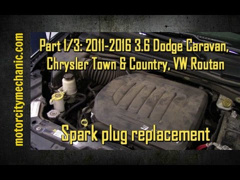 part     dodge caravan chrysler town country  vw routan spark plug