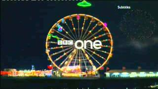BBC One - Neon and Hippo Idents - Tuesday 7th October 2014