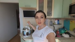 Готовлю.Рецепт горохового супа в скороварке Polaris PPS 0105 AD
