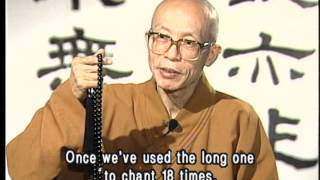 What does it mean to wear Buddha beads?(GDD-51 Master Sheng Yen)