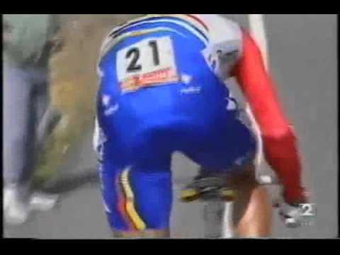Vuelta a España 1996 - 09 Avila Rominger