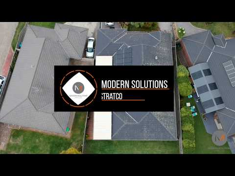 Stratco Outback Patio - Modern Solutions