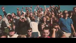 University of Maine Homecoming Parade Trailer 2015