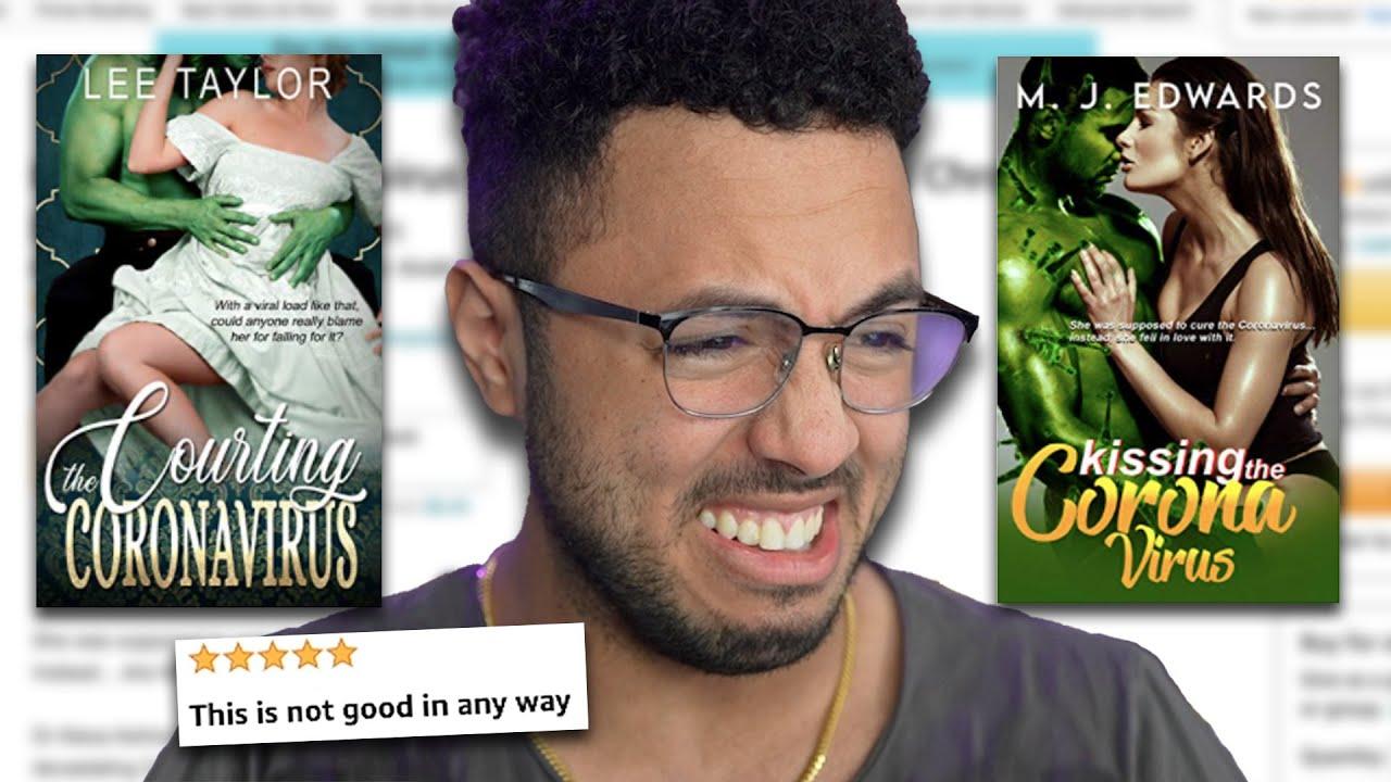Covid romance novels exist and i hate it