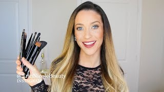 New CHANEL Makeup Brushes Review