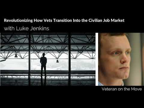 Changing the Way Business Hires Veterans OweYaa Luke Jenkins