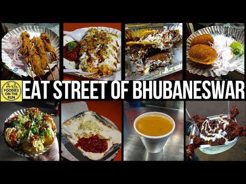 EAT STREET OF BHUBANESWAR | EP#05 | Foodies On The Run | FOOD TRUCKS | MEXICAN | CHINESE | TANDOOR