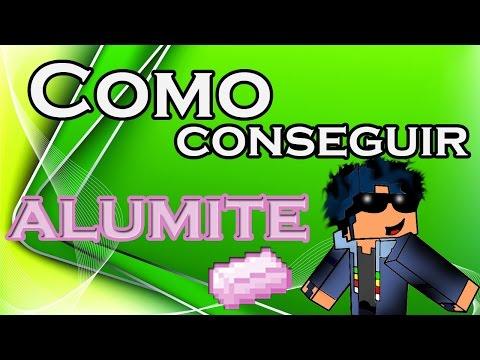Cómo conseguir/hacer ALUMITE! | Minecraft