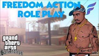 Freedom Action Roleplay   #2   МЫ ИЗОБРЕТАТЕЛИ
