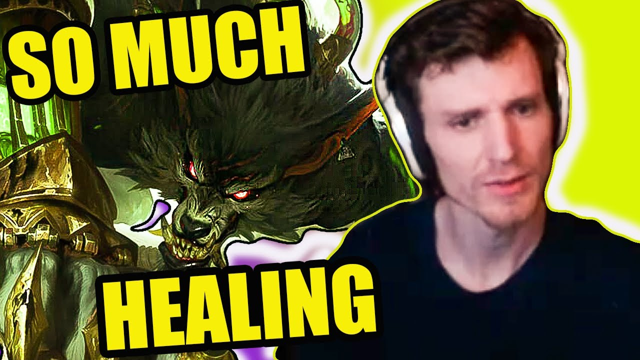 HASHINSHIN || Warwick With Blade OF The Ruined King IS Unkillable
